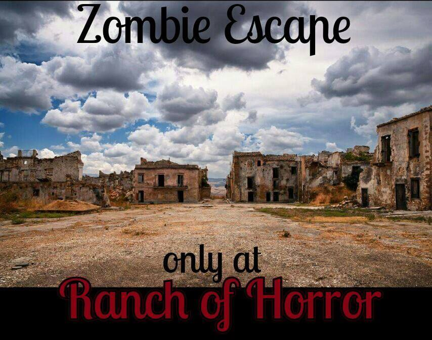 Ranch of Horror Escape Room