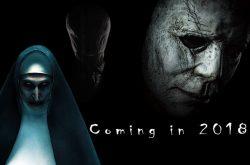 Ten Horror Movies in 2018