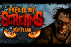 Field of Screams haunted house in Maryland