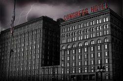 Congress Hotel Haunted Chicago, IL