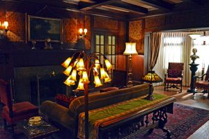Inside the Real Murder House from American Horror Story in LA, California