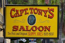 Captain Tony's Haunted Saloon