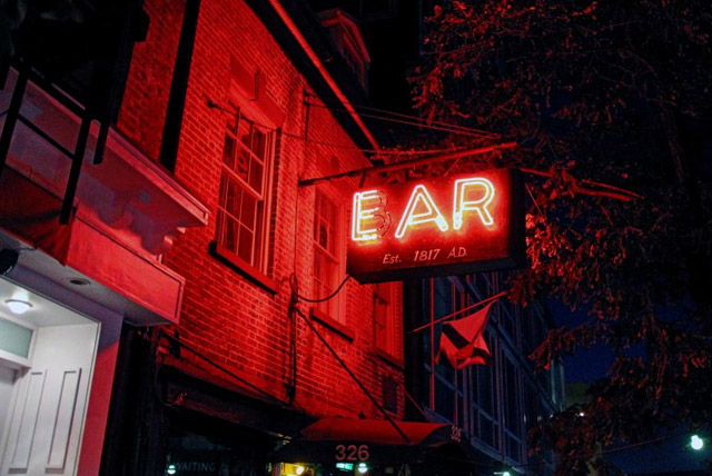 Ear Inn Haunted