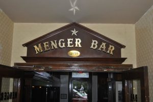 The Menger Haunted Bar