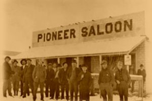 Pioneer Haunted Saloon