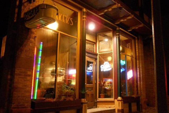 Shaker's Cigar Bar Haunted