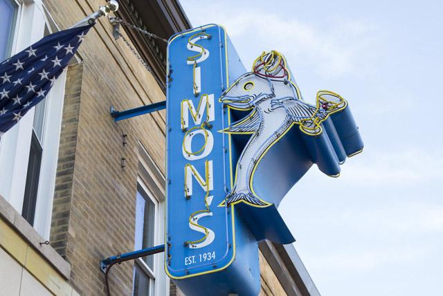 Simon's Tavern Haunted