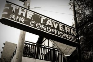 The Haunted Tavern in Austin Texas