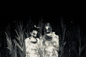 Phillips Farms Field of Screams in Cary, NC