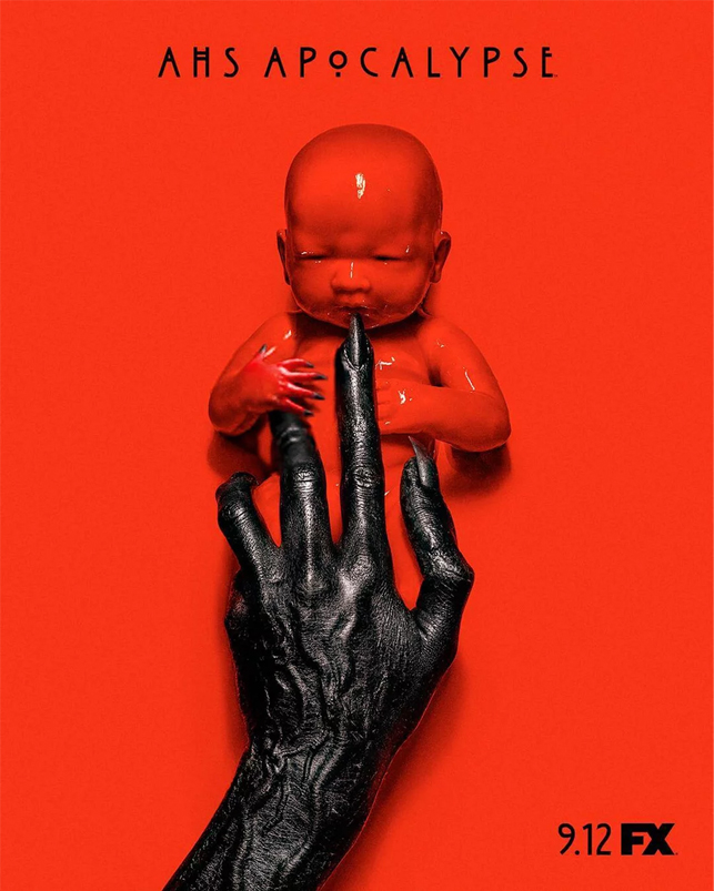 American Horror Story: Apocalypse Poster for Season 8