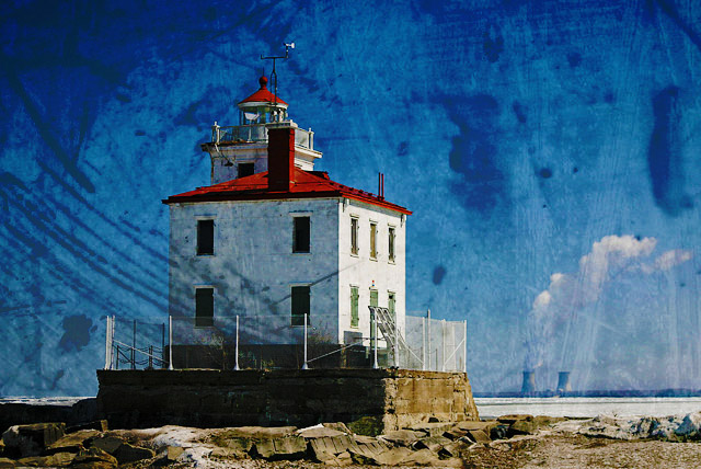 The Haunted Fairport Harbor Lighthouse