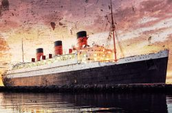 The Ghosts of the Queen Mary