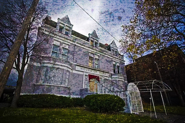 The Haunted House of Willis