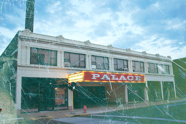 The Haunted Lorain Palace Theater