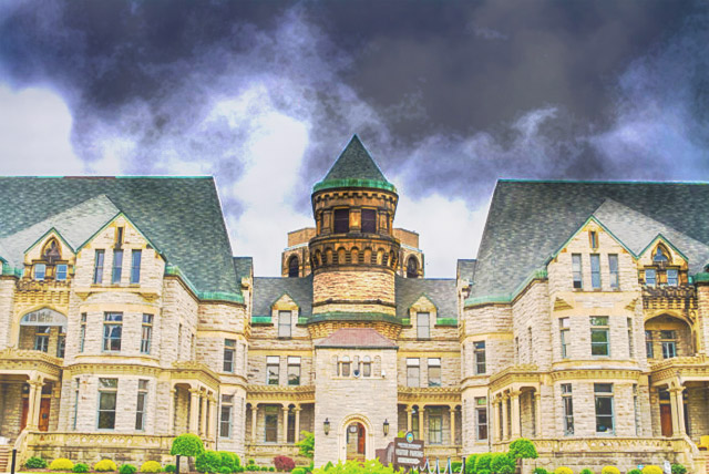 The Haunted Ohio State Reformatory