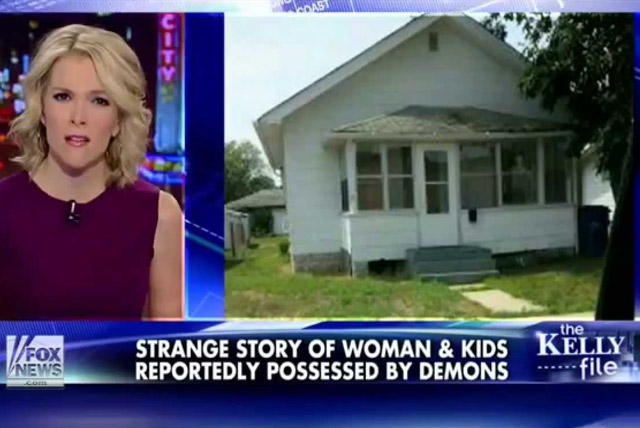 The Ammons Demon House