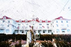 """Stephen King and """"The Shining"""" Hotels that Gave Us The Overlook Hotel"""