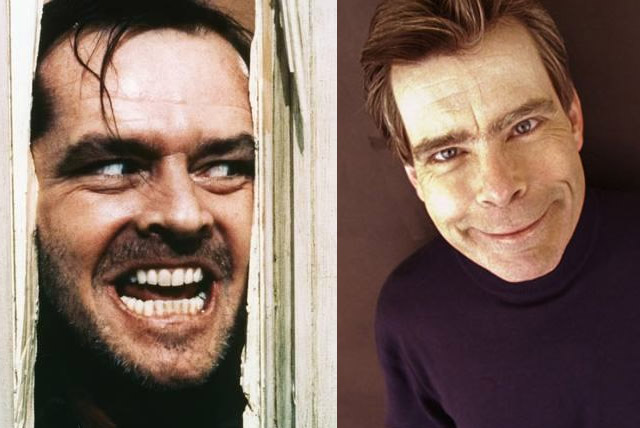 Stephen King and Jack Torrance