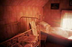 Villisca Axe Murder House - Bedroom