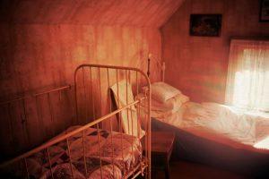 Villisca Axe Murder House - Bedroom