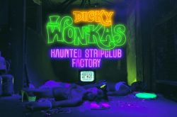 Haunted Stripclub Factory in Portland, Oregon