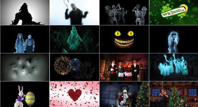 AtmosFX Digital Decorations
