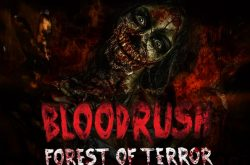 Bloodrush haunted house in Elkhorn, Nebraska