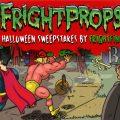 FrightProps Halloween Sweepstakes 2018