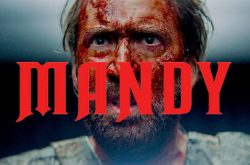 Nicolas Cage Rages in Mandy