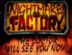 Nightmare Factory Haunted House