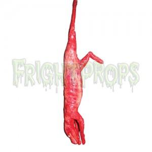 Skinned Fox - Fright Props