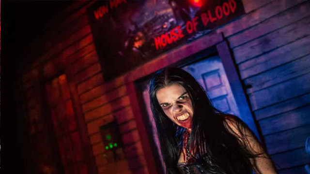 Woods of Terror Haunted House