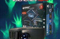 Win Over $750 in Halloween Digital Decorations from AtmosFX