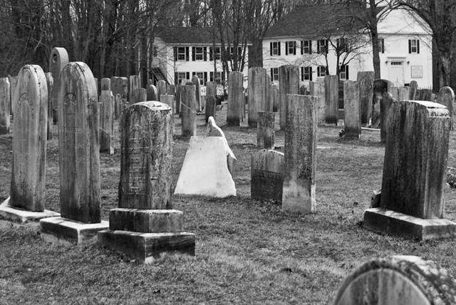 The White Lady of Union Cemetery