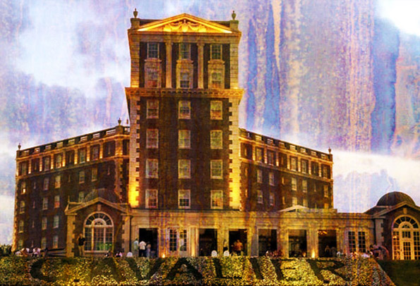 The Haunted Cavalier Hotel
