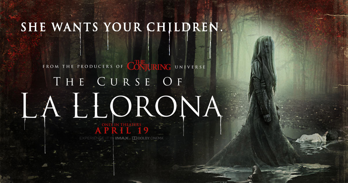 The Curse of La Lloronoa - The Weeping Woman