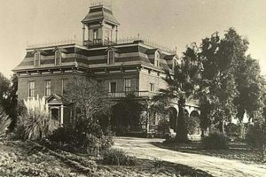 Haunted Barton Mansion