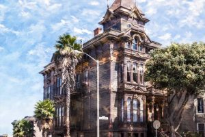 The Haunted Westerfeld House