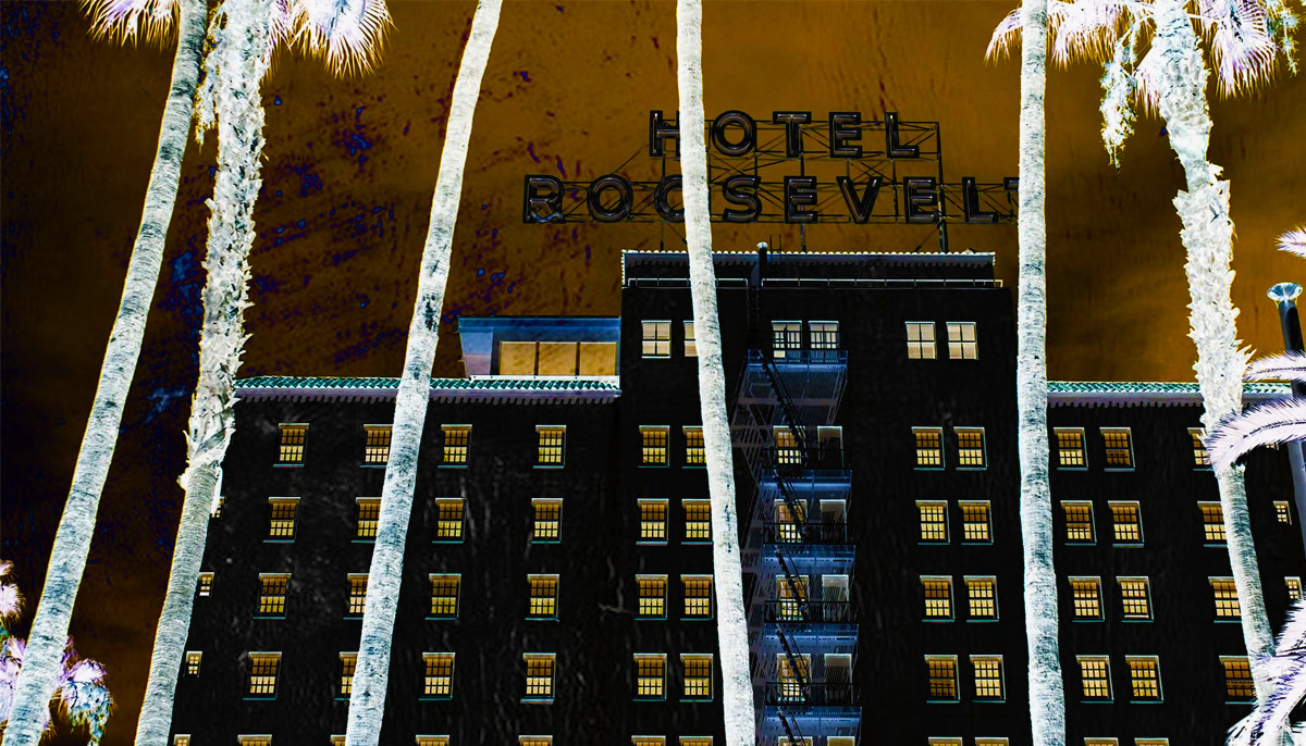 Hollywood's Haunted Roosevelt Hotel