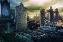 7 Creepy Tombstones