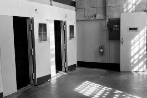 Alcatraz Prison - Cell Block D