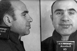 Alcatraz Prisoner Al Capone