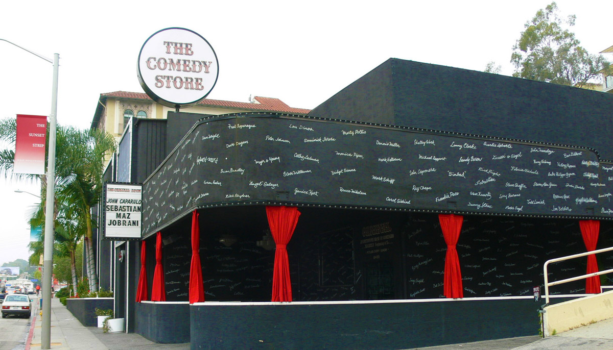 The Haunted Comedy Store