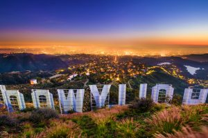 The Haunted Hollywood Sign