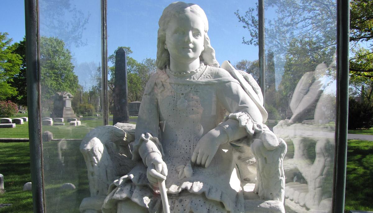 Inez Clark Tombstone