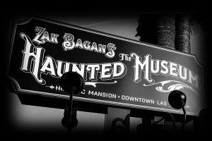 Zak Bagans' The Haunted Museum in Downtown Las Vegas