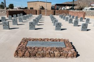 The Haunted Concordia Cemetery