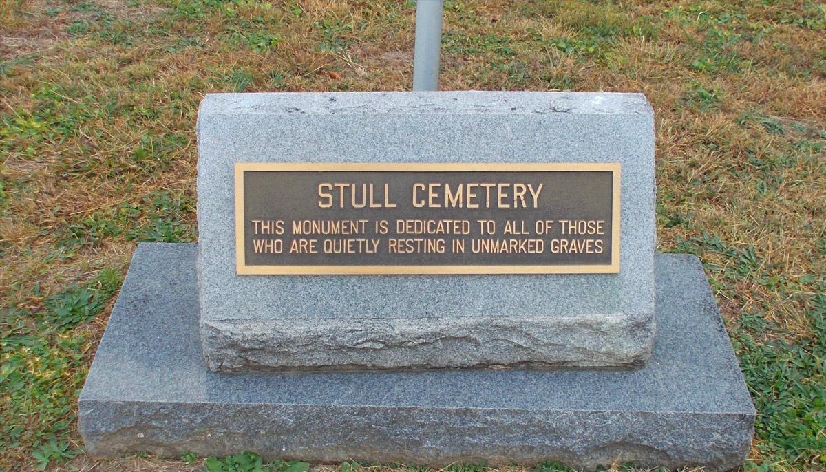Haunted Stull Cemetery