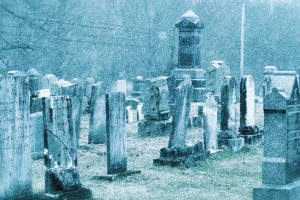 The Haunted Union Cemetery