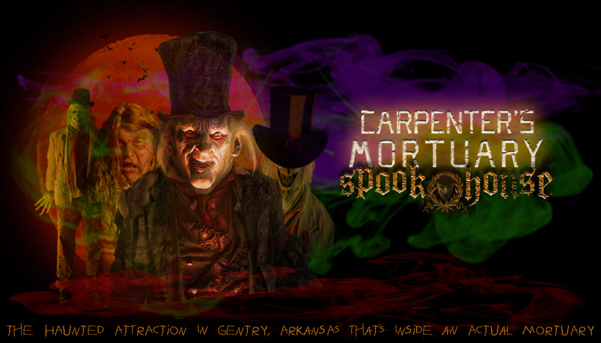 Carpenter's Mortuary Haunted House